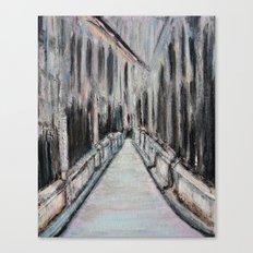 Paris Noir Canvas Print