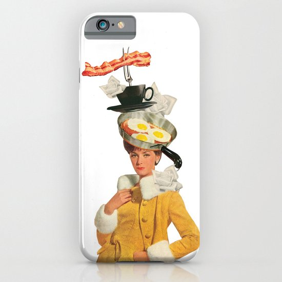 Bacon and Eggs Couture iPhone & iPod Case