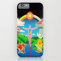 "iPhone & iPod Case featuring ""REBIRTH"" by XRAY"
