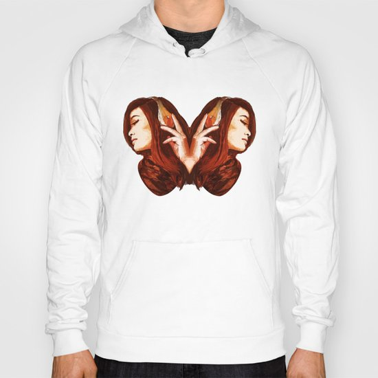 Butterfly Music Hoody