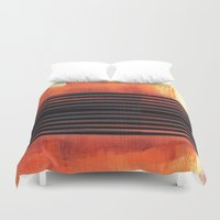 the wall Duvet Cover