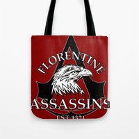 Florentine Assassins Tote Bag