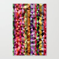 Two Kinds Canvas Print
