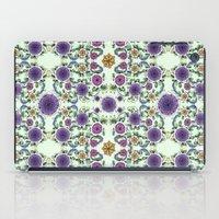 Purple Bloom iPad Case
