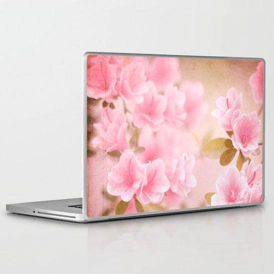 Thinking Springtime Laptop & iPad Skin