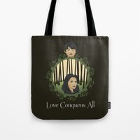 Once Upon A Time - Two H… Tote Bag