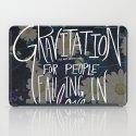Einstein: Gravitation iPad Case