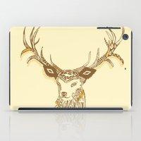 Tribal Deer iPad Case