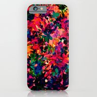 Neon Floral iPhone 6 Slim Case