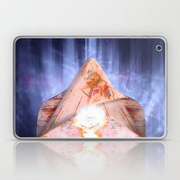 When The Sacred Spaceshi… Laptop & iPad Skin