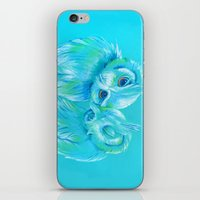 Lovey Owls iPhone & iPod Skin