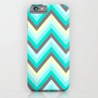 Simple Chevron iPhone 6 Slim Case