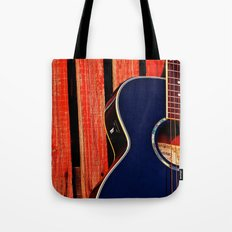 6 Strings and a Barn Tote Bag