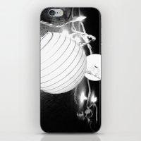lattern iPhone & iPod Skin