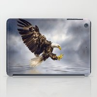 Bald Eagle Swooping iPad Case
