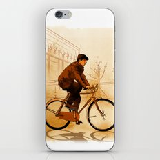 The Biker iPhone & iPod Skin