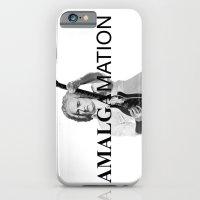 iPhone & iPod Case featuring Amalgamation #3 by Kent St. John