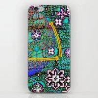 Wintermute iPhone & iPod Skin