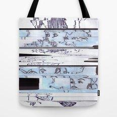 Autistic Remix #002 Tote Bag