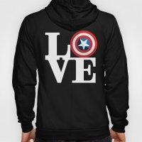 Captain's Love Hoody