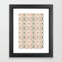 Kaleidoscope Number 2 Framed Art Print
