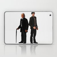 The Two Doctors Laptop & iPad Skin