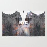NYC - I Love New York 5 Rug