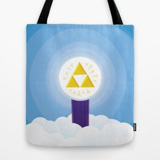 The Creation of Hyrule Tote Bag
