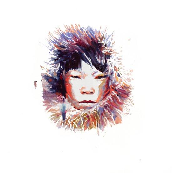 MONGOLIA Art Print