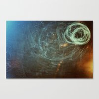 Untanglement - fresh air Canvas Print