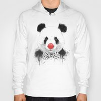 Clown panda Hoody