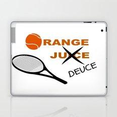 Orange Deuce Laptop & iPad Skin
