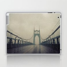 St. Johns Bridge Laptop & iPad Skin