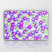 Morning Glory - Violet M… Laptop & iPad Skin