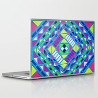 native Laptop & iPad Skins featuring Native by Erin Jordan