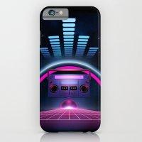 Boombox: Echos of Tomorrow iPhone 6 Slim Case