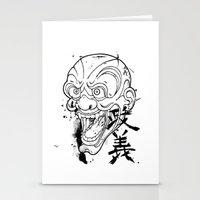 MASAYOSHI Stationery Cards