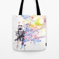 Storm Trooper From Star … Tote Bag
