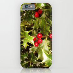 Real Christmas iPhone 6 Slim Case
