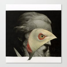 bird man Canvas Print