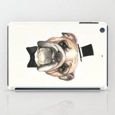 English Bulldog - livin' la vida bulldog iPad Case