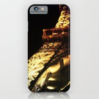 iPhone & iPod Case featuring Paris Lights 2 by JoanaAFreire