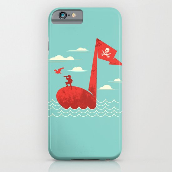the pirate's song iPhone & iPod Case