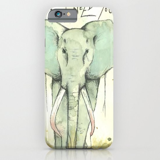 i need You iPhone & iPod Case