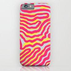 Coral Dud iPhone 6 Slim Case