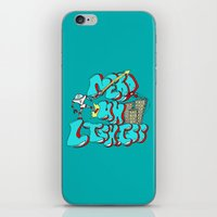 Nerds Are Heroes iPhone & iPod Skin