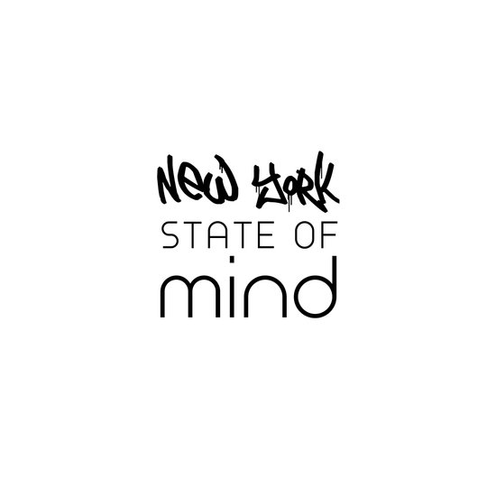 NY State of Mind Art Print