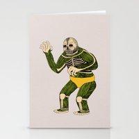 The Original Glowing Sku… Stationery Cards