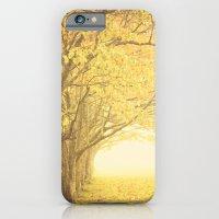 Gold season iPhone 6 Slim Case