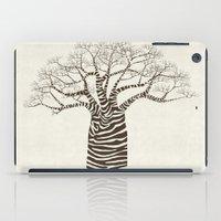 Zebra Tree iPad Case